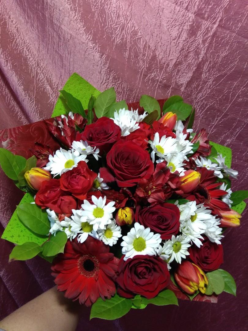 Для, доставка цветов в костроме