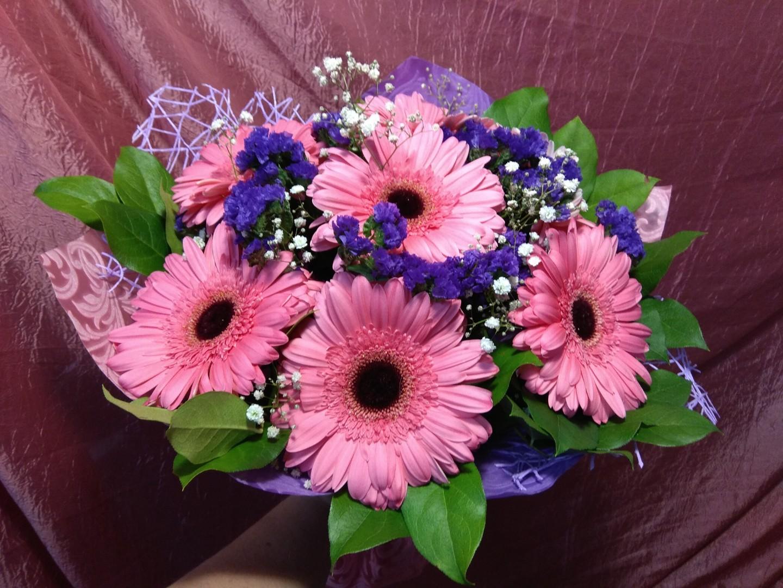 Букеты с герберами фото цветов остин