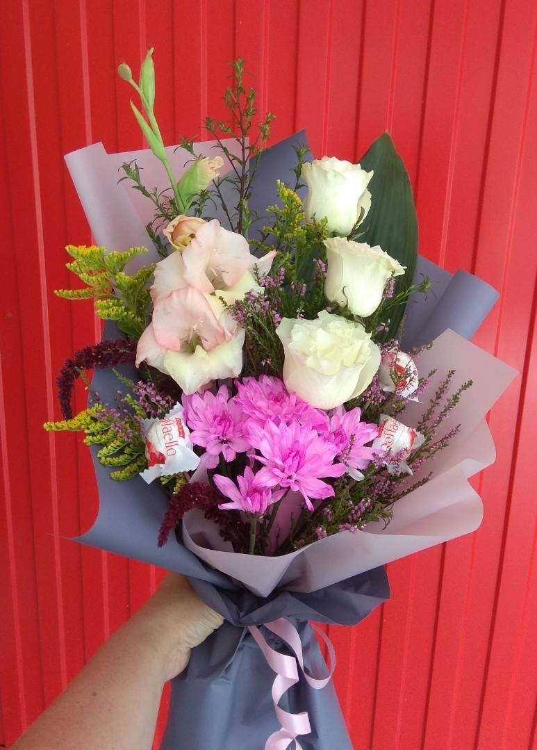 Доставка цветов в костроме